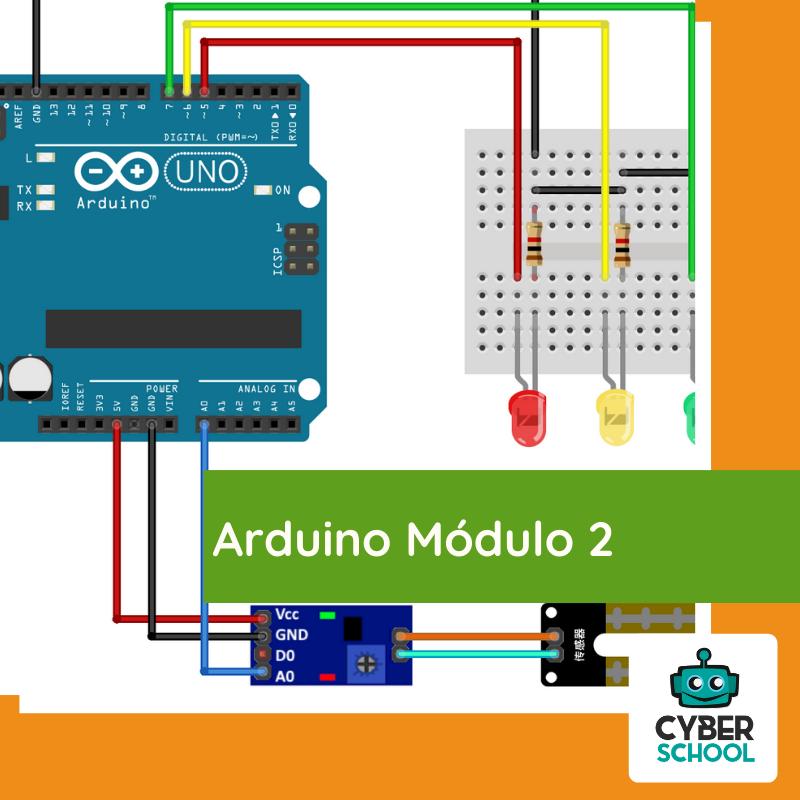 Arduino Módulo  2