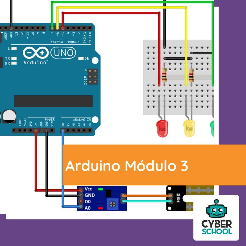Arduino Módulo 3